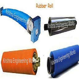 Rubber roll, printing rubber roller, exporter