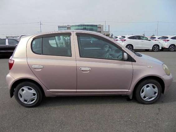Used toyota vitz 1999 f d-package sale in japan