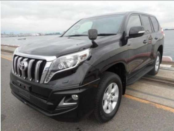 2014 used toyota land cruiser prado for sale