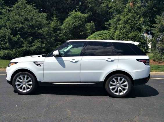 2014 range rover supercharged hse