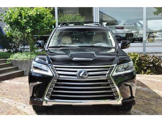 Sell my 5 months used 2016 lexus lx 570