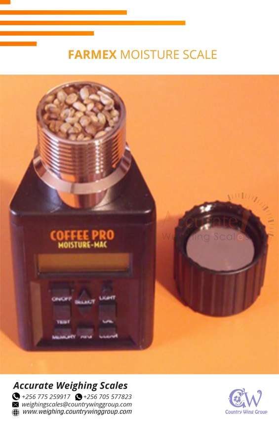 Correct sample preparation you can fill the measuring chamber without any additional tools or special medium. simply, grasp some grain with the device, push away any excess towards the edge of the chamber and tighten the cap. when screwing the cap, the aco