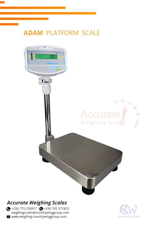 Accurate weighing scales limited is the leading supplier and distributor of weighing equipment in east africa. we offer a comprehensive range of weighing solutions including car scales, platform scales, crane scales, medical scales, table top scales, labor