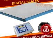 Whose supplier shop has Commercial platform scales Mbarara Uganda