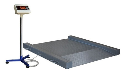 What is the cost of floor platform scales wandegeya uganda