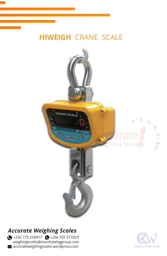 What is the cost of palm external indicator of a crane weighing scale in kampala uganda
