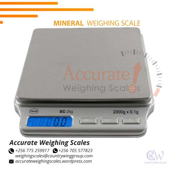 What is the price of a new-pocket gold scale in kampala uganda