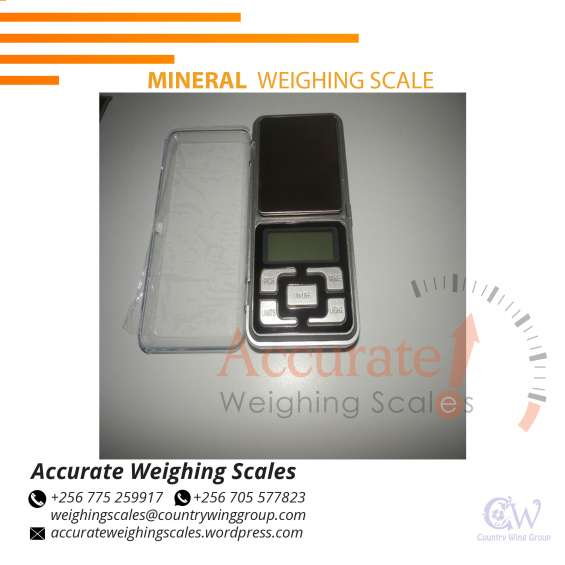 Where can i get portable gold weighing scales for diamonds in uganda